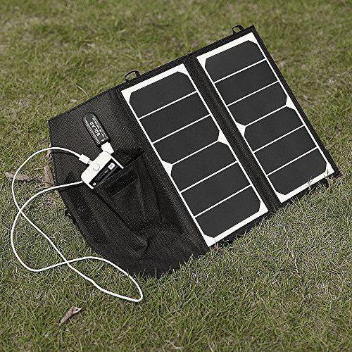 Солнечные батареи для похода: полезная ноша не тянет
