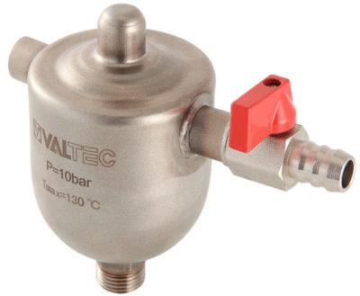 Принцип работы воздушного клапана в системе отопления