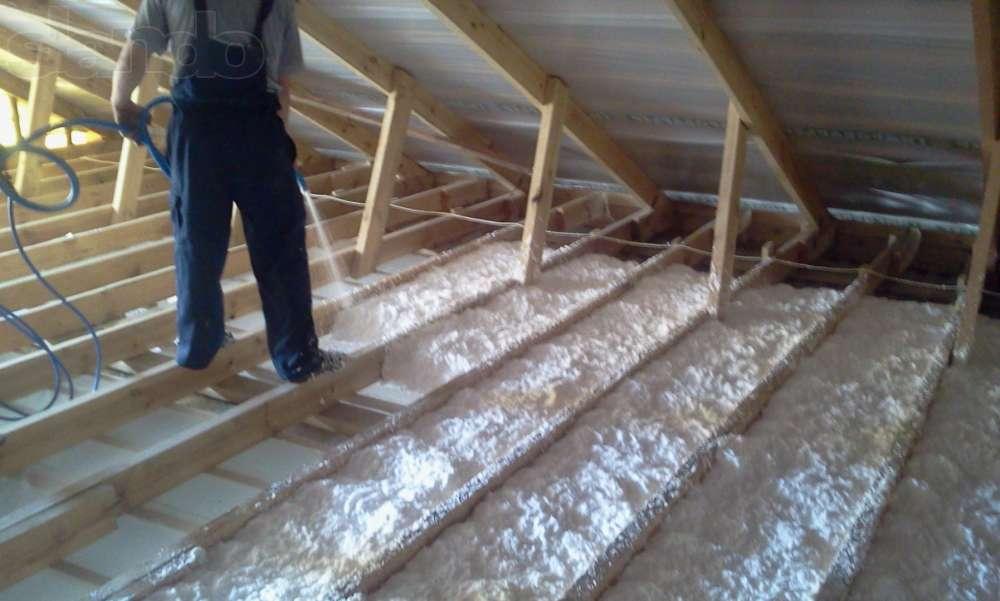 Утепление потолка в частном доме своими руками - расчеты и практика выполнения, как правильно утеплить потолок частного дома, изнутри,утеплитель для потолка, чем лучше утеплять,теплоизоляция потолка