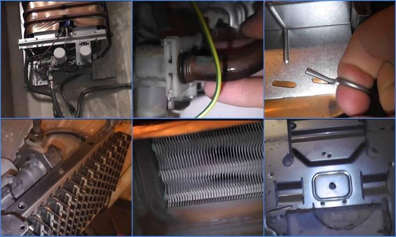 Как почистить газовую колонку в домашних условиях от накипи и сажи: топ 10 средств