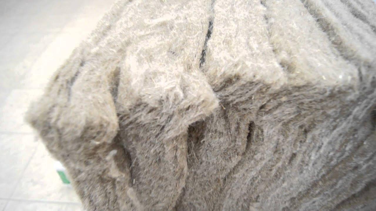 Льняная теплоизоляция – изольна экологически чистый утеплитель