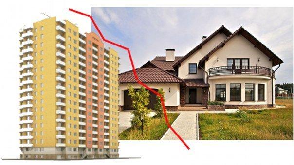 Что лучше – квартира или загородный дом?