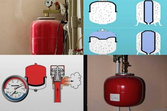 Расширительный бак для водоснабжения выбор, установка пошагово
