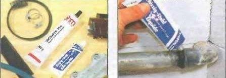 Течет батарея отопления: что делать, чем замазать текущий радиатор в квартире зимой, текут трубы, как заделать течь после ремонта