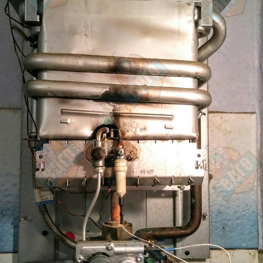 Возможные неполадки во время использования газовой колонки mora