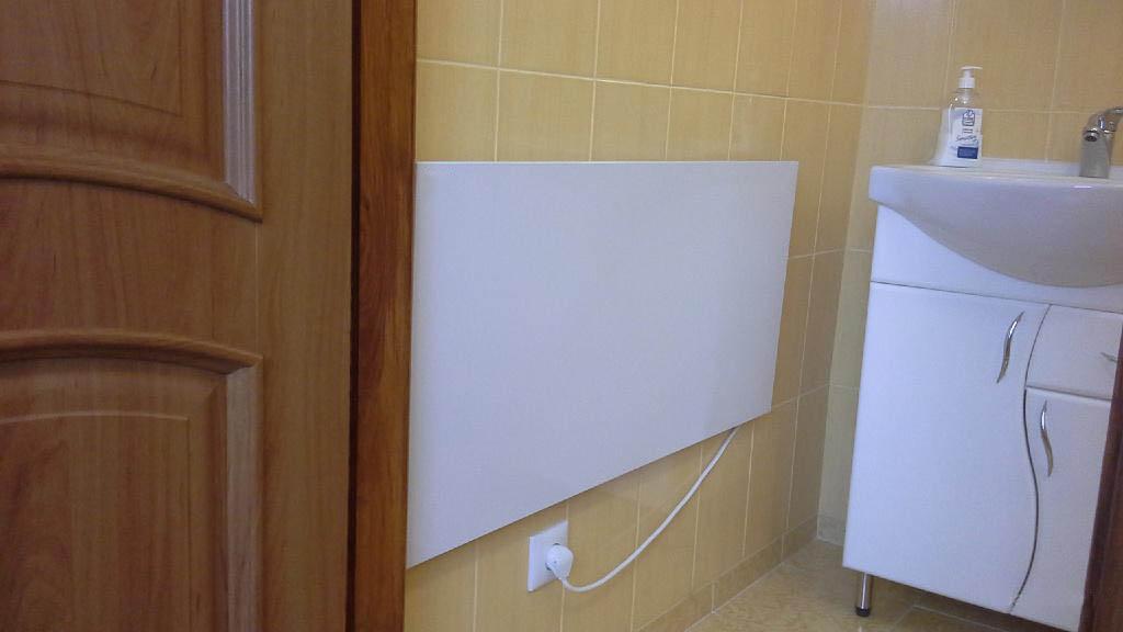 Выбор обогревателя для ванной и сауны (электрические, инфракрасные)