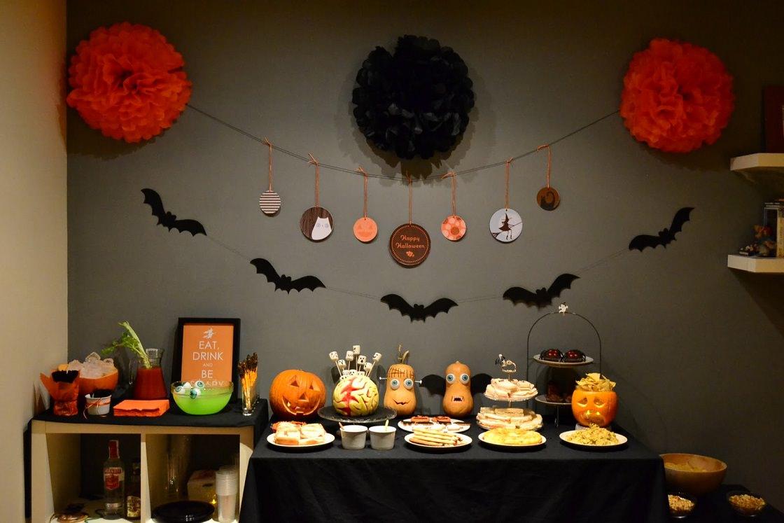 Как украсить дом на хэллоуин своими руками: фото пошагово, идеи 2019 года