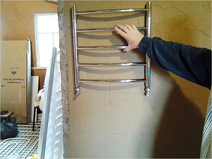 Неисправности и ремонт электрических полотенцесушителей: не работает, не нагревается, проблемы с розеткой