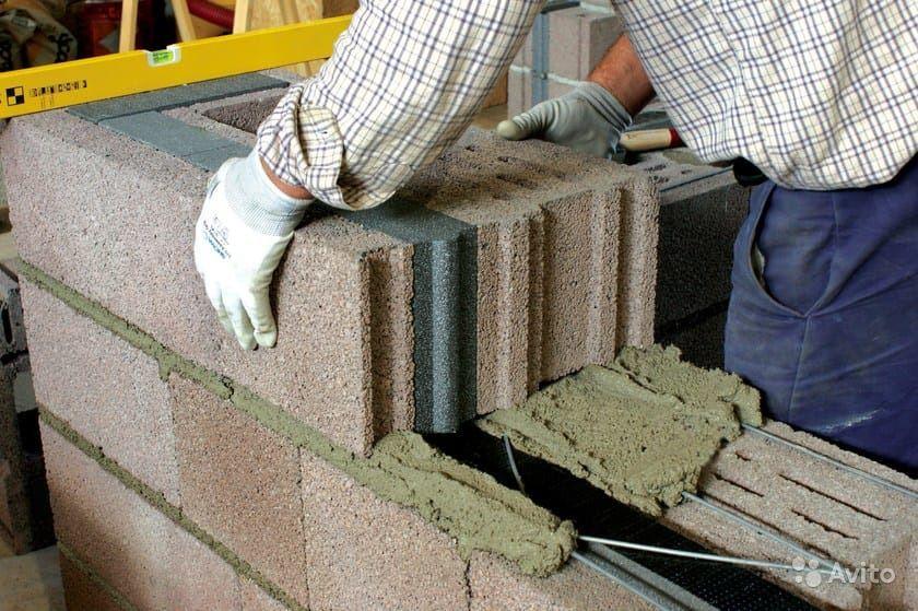Толщина утеплителя для керамзитобетонных блоков: особенности утепления стен