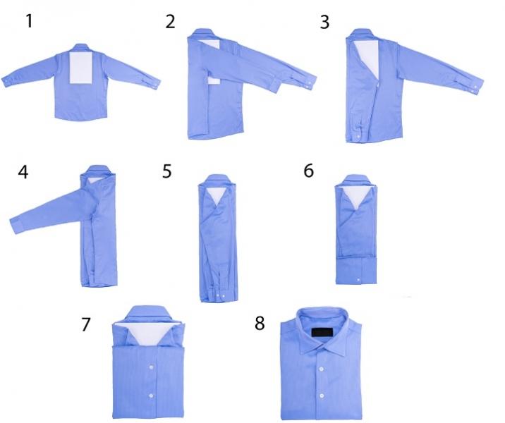 Как компактно сложить вещи в чемодан, чтобы все поместилось: рекомендации и способы
