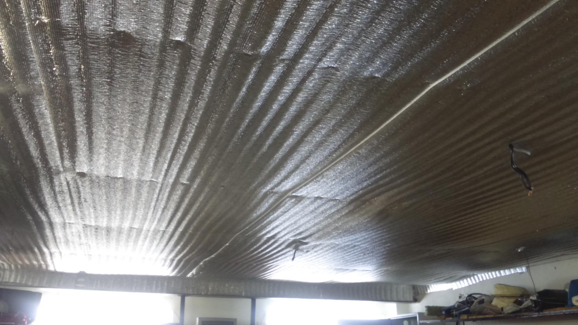 Утепление бетонного гаража своими руками - как правильно сделать
