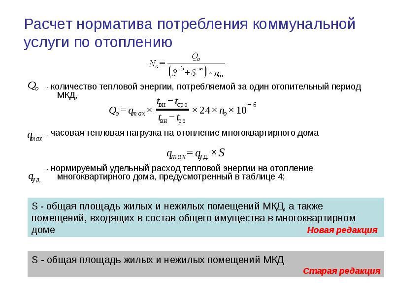Расчет тепловой нагрузки: базовая методика определения показателя, укрупненный расчет, сложный метод