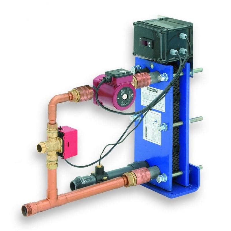 Устройство и принцип работы теплообменника для систем отопления