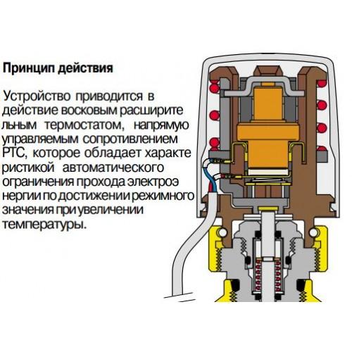 Сервопривод для теплого пола: порядок подключения