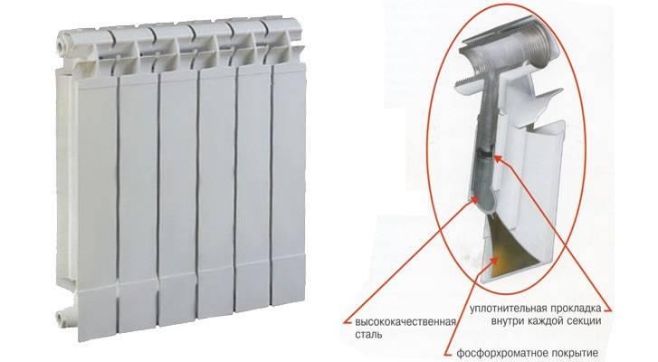 Как нарастить батарею отопления как добавить секции радиатора, наращивание, соединение