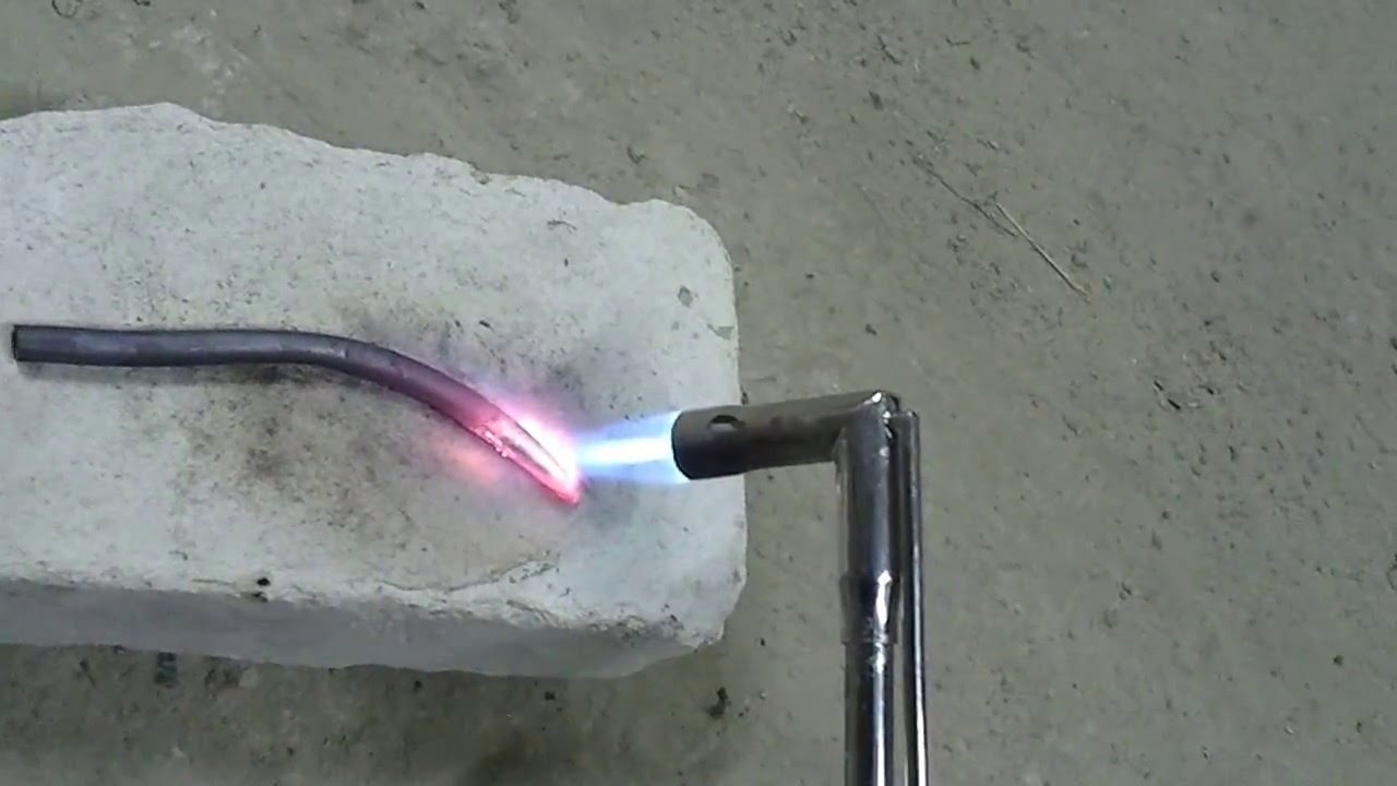 Бензиновая горелка для пайки своими руками