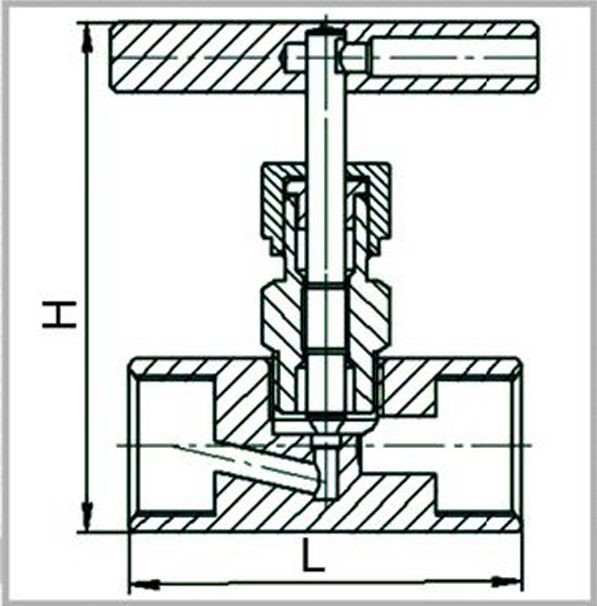 Устройство и принцип работы вентиля