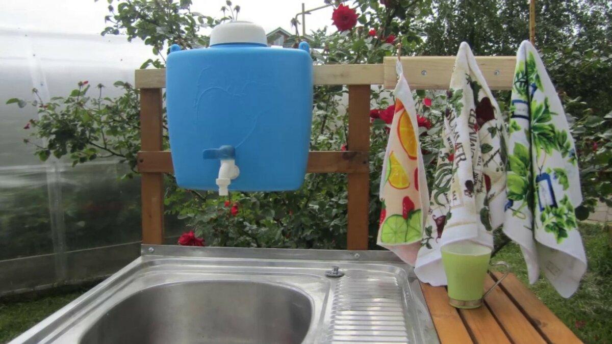 Дачный умывальник с подогревом воды: рейтинг лучших моделей + советы потенциальным покупателям