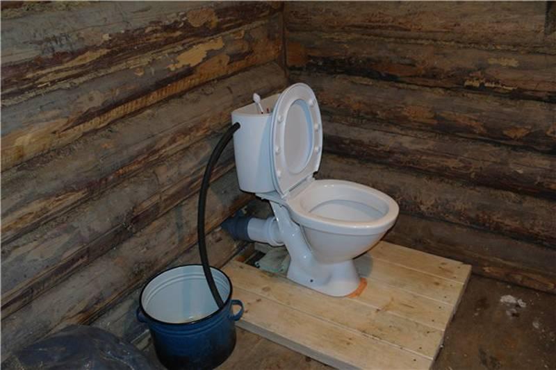 Туалетна даче своими руками: обычный или самодельный унитаз?