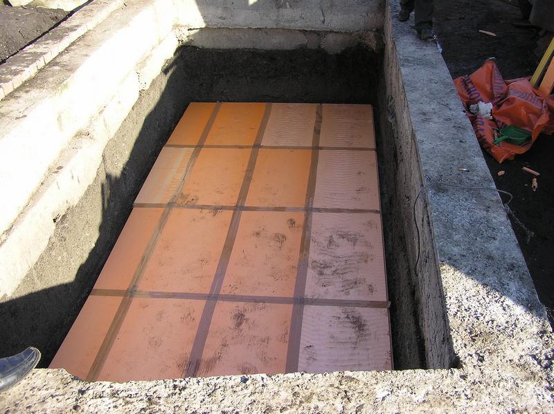 Отделка бассейна: виды материалов и их особенности