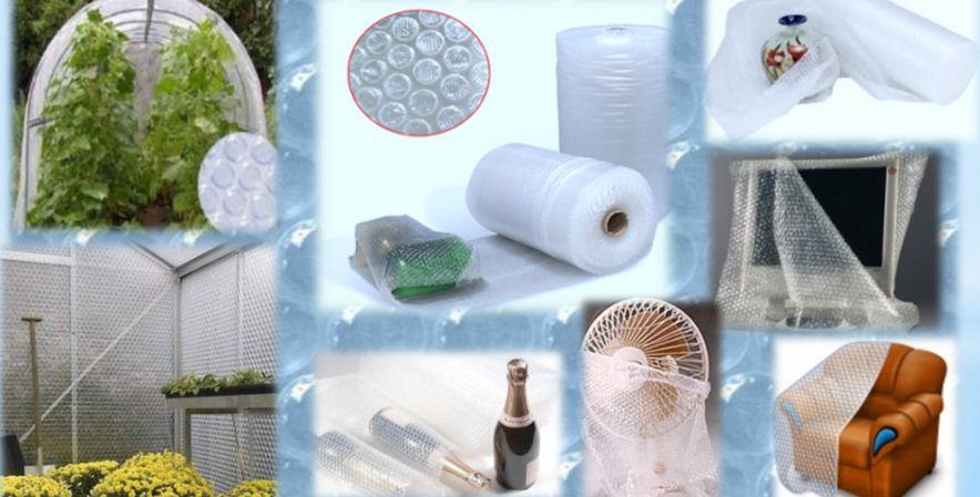 7 оригинальных способов использования пузырчатой пленки в быту
