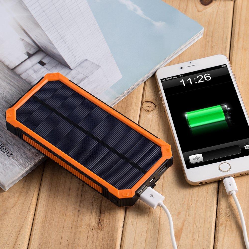 Зарядное устройство на солнечных батареях - как зарядить аккумулятор автомобиля или смартфона