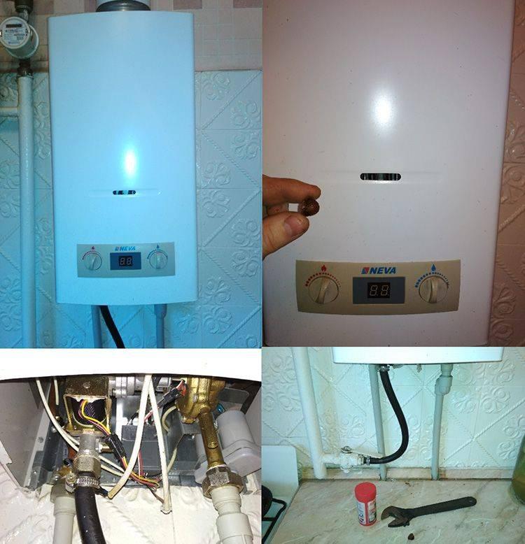 Основные способы включения газовых водонагревателей