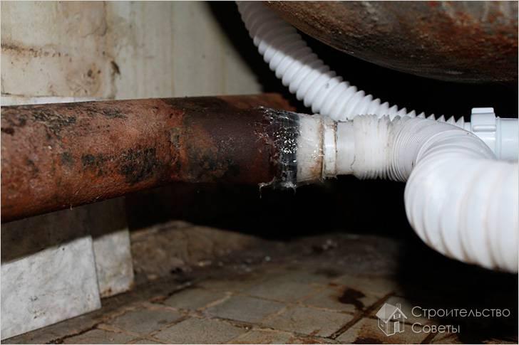 Конденсат на трубах холодной воды что делать и как избавиться