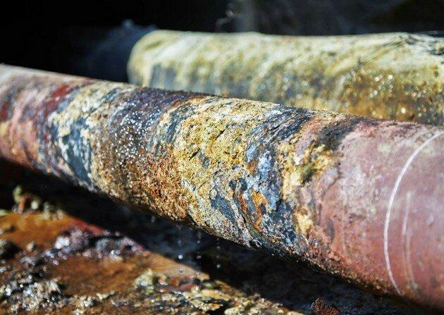 Как устранить свищ в трубе отопления? - об отоплении дома и квартиры