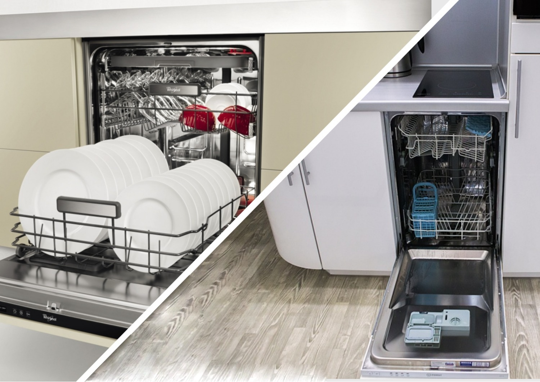 Как выбрать посудомоечную машину: советы эксперта, видео, популярные модели