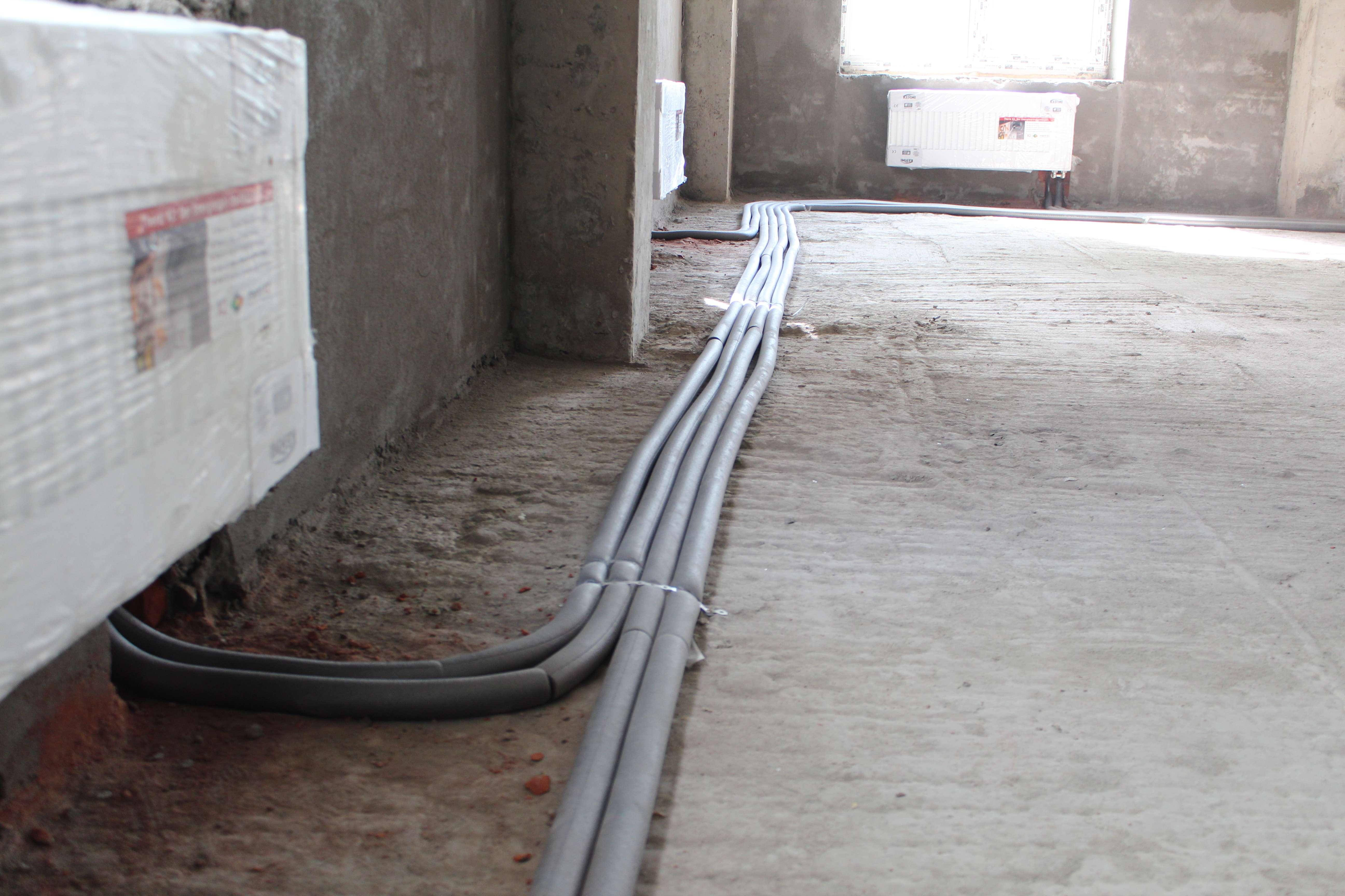 Трубы отопления в полу: плюсы, минусы и особенности | плюсы и минусы