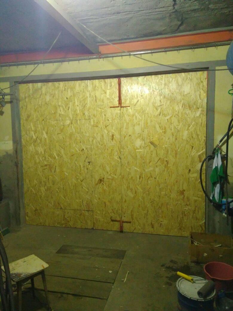 Как быстро и качественно утепленить гараж изнутри своими руками