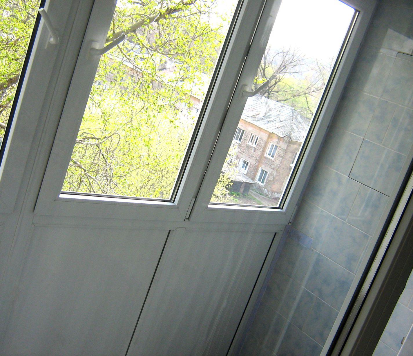 Сэндвич-панели для откосов, а также другие типы отделки оконного проема