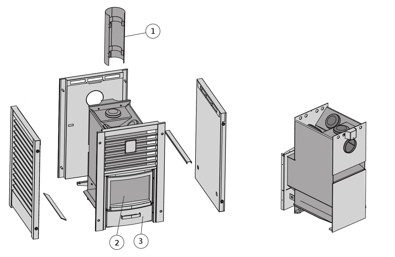 Инструкция по вторичному использованию: печи-каменки и прочих материалов сауны - harvia