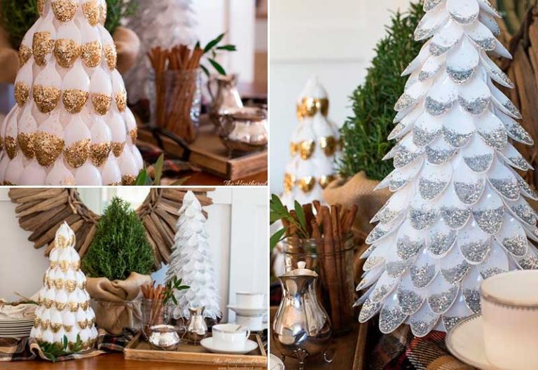Как сделать елку своими руками: идеи и подробный мастер-класс, как сделать елочку из подручных материалов. 90 фото самодельной новогодней красавицы