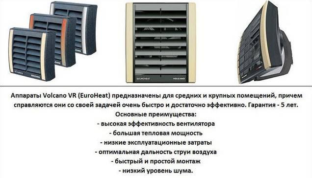 Как выбрать тепловентилятор для дома или квартиры - разновидности их сравнение и критерии выбора
