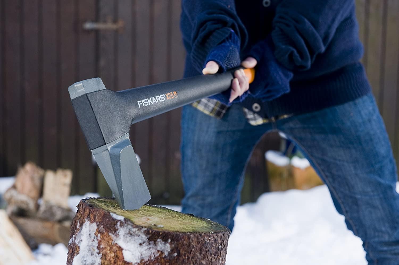 Изготовление колуна для колки дров своими руками