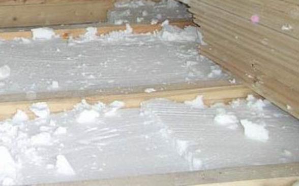 Преимущества жидкого утеплителя для стен