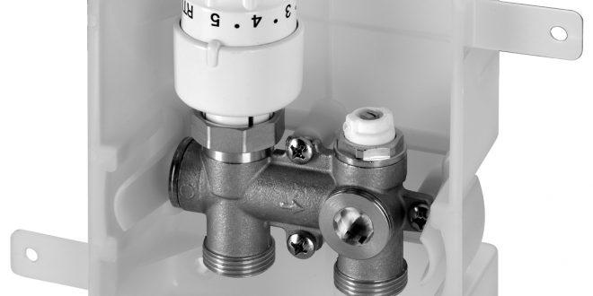 Сервопривод для коллектора теплого водяного пола