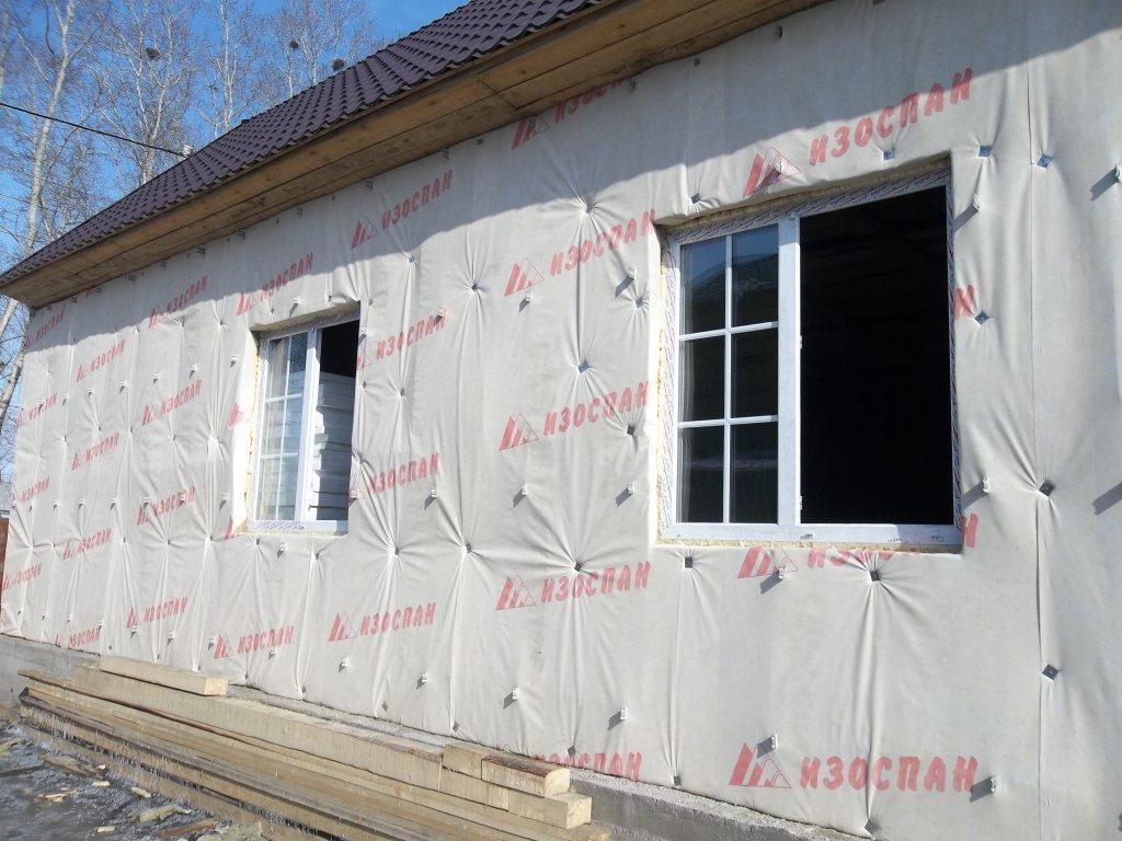 Утеплитель для стен деревянного дома снаружи под сайдинг: какой лучше