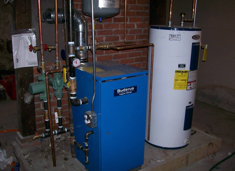 Выбор газового котла для отопления частного дома
