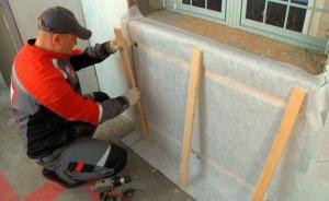 Утепление внутренних стен пенопластом своими руками - клуб мастеров