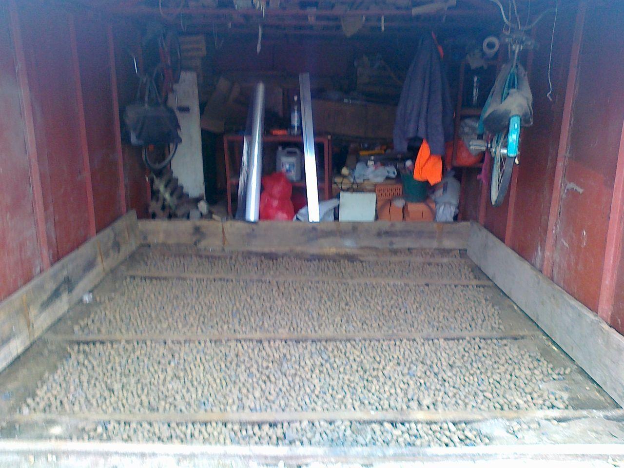 Утепляем пол в гараже по грунту
