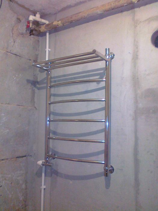Сантехники волнуются: ремонт электрического полотенцесушителя можно сделать самому!