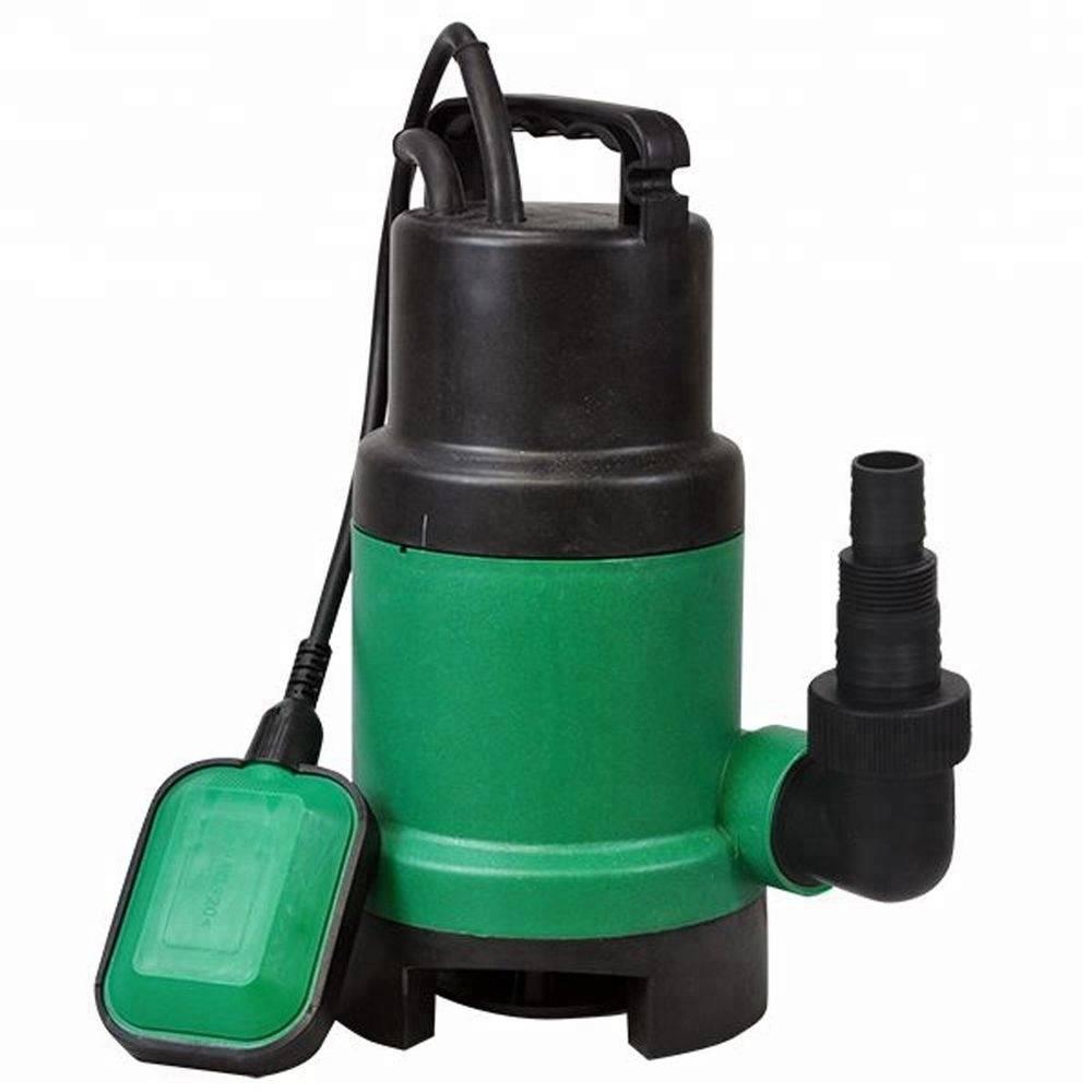 Дренажный насос для грязной воды как выбрать