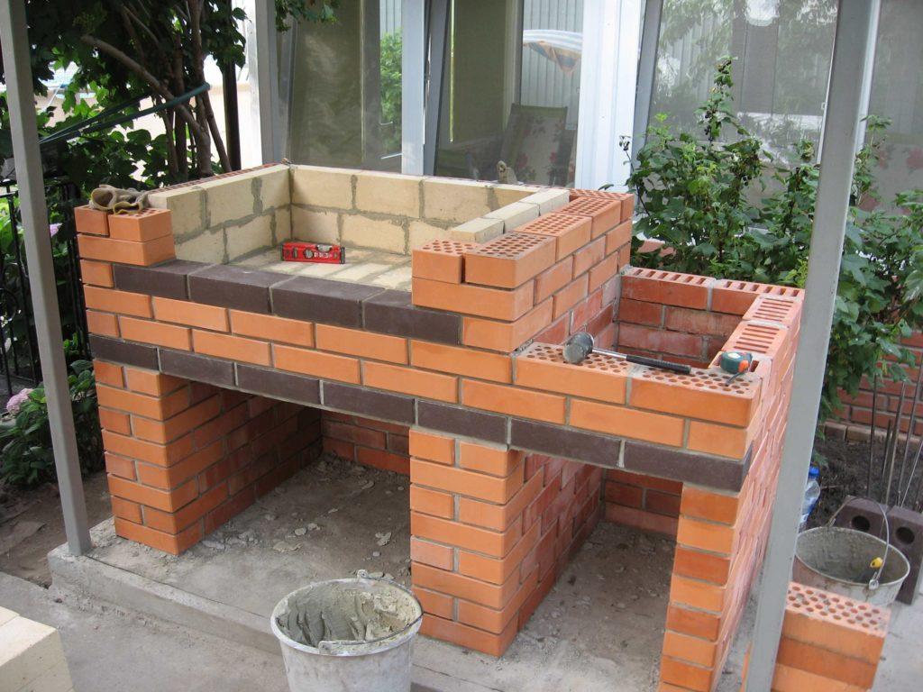 Выбор уличного камина и его самостоятельная постройка