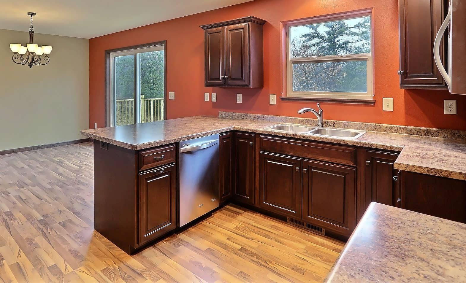 Цвет столешницы для кухни — как правильно подбирать, советы экспертов