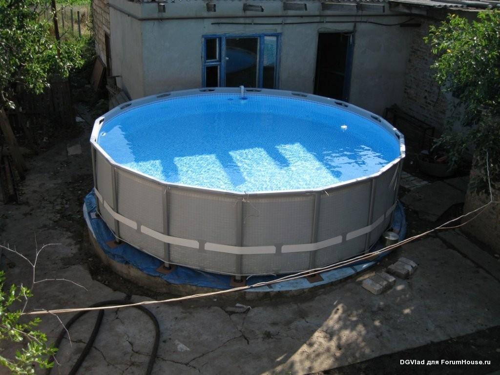 Зачем нужен, как правильно выбрать и использовать утеплитель под каркасный бассейн?
