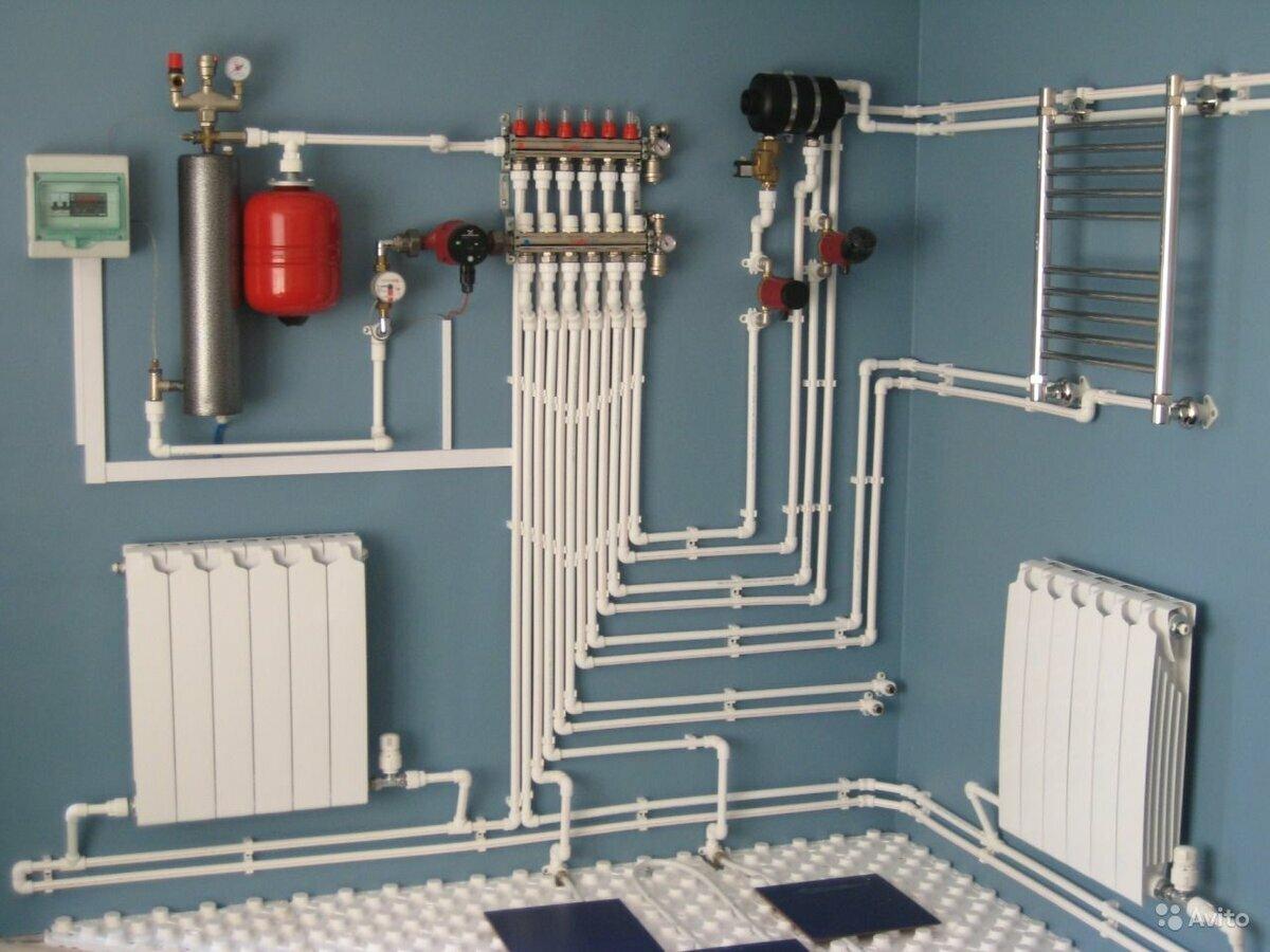 Электрокотел для теплого пола: преимущества и недостатки