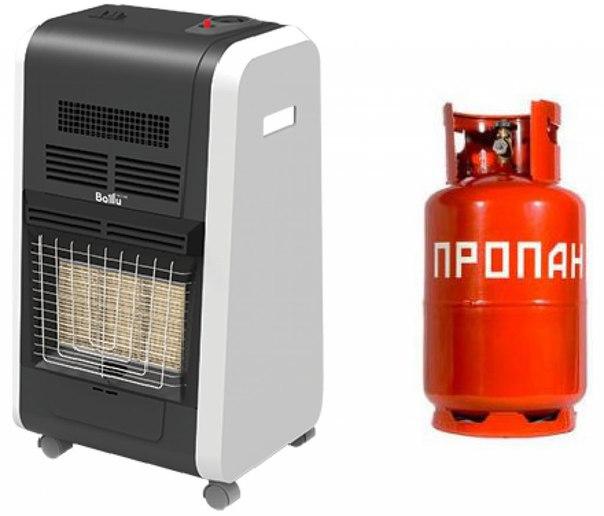 Какой газовый обогреватель лучше для дачи: виды, преимущества